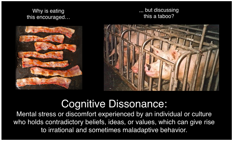 cognitive dissonance definition