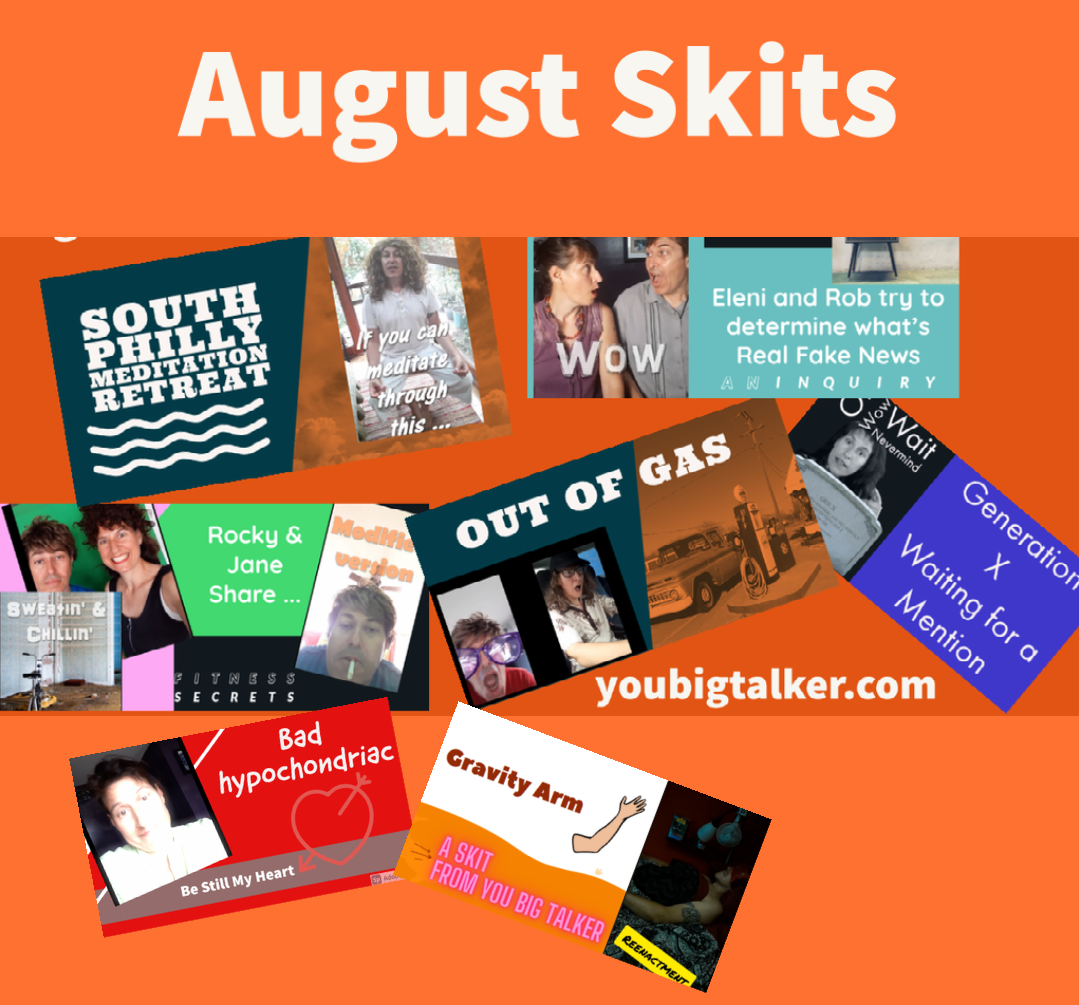 august skits the best of